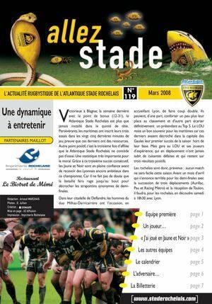 Allez Stade n°119