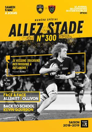 ALLEZ STADE N°300