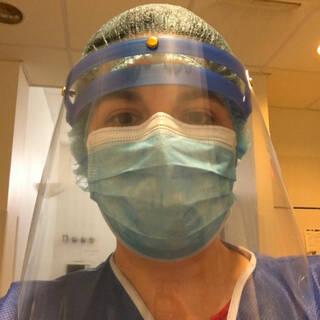 Julie - Manipulatrice en Radiologie