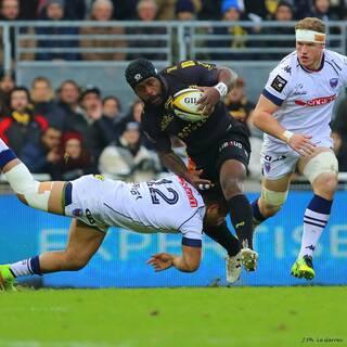 01/01/17 - Top 14 - J15 - Stade Rochelais 40 - 3 Grenoble