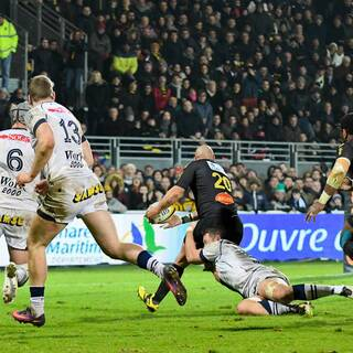 01/01/17 - Top 14 - J15 - Stade Rochelais 40 - 3 Grenoble