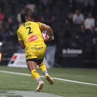 01/02/2020 - Supersevens - 1/8 de finale - Stade Rochelais 35 / 14 Bayonne