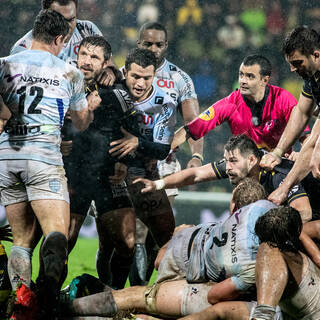 01/12/2018 - Top 14 - J11 - Stade Rochelais 16 / 11 Racing 92
