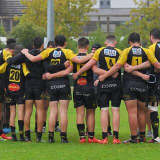 02/10/2021 - Cadets Alamercery - Stade Rochelais 20 / 3 Vannes
