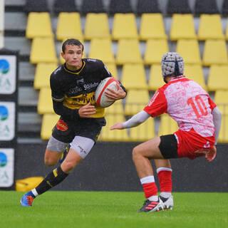 03/10/20 - Crabos - Stade Rochelais 24 / 0 Biarritz