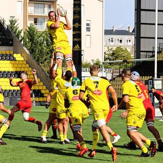 03/10/2021 - Espoirs - Stade Rochelais 6 / 44 USAP