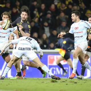 03/12/16 - Top 14 - J13 - Stade Rochelais 23 - 23 Racing 92