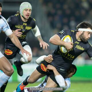 03/12/16 - Top 14 - J13 - Stade Rochelais 23 - 23 Racing 92