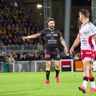 04/05/2019 - Top 14 - J24 - Stade Rochelais 30 / 21 Toulon