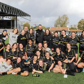04/10/2020 - Réserve Féminine - Stade Rochelais 17 / 12 Fouras