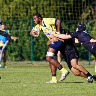 04/12/16 - Espoirs - J9 - Stade Rochelais 50 - 17 Clermont