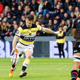 05/03/17 - Top 14 - J19 - Toulouse 21- 27 Stade Rochelais