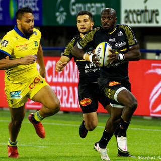 05/06/2021 - Top 14 - Clermont 25 / 20 Stade Rochelais