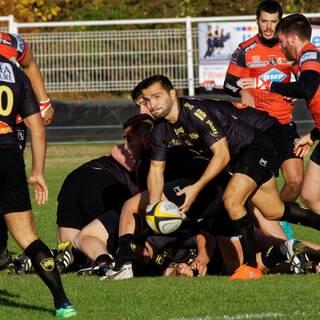 05/11/2016 - Espoirs - J6 - Stade Rochelais 33 - 31 Oyonnax
