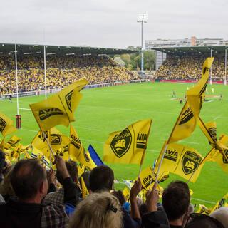 06/10/18 - Top 14 - J7 - Stade Rochelais 16 / 12 Clermont