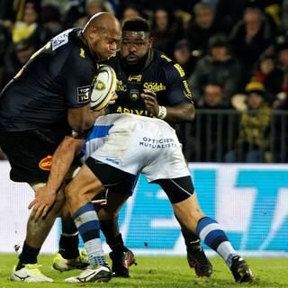 07/01/17 - Top 14 - J16 - Stade Rochelais 22 - 8 Castres