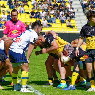 07/04/2019 - Espoirs - J17 - Stade Rochelais 32 / 31 Clermont