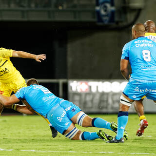 07/09/2019 - Top 14 - J3 - Montpellier 30 / 16 Stade Rochelais