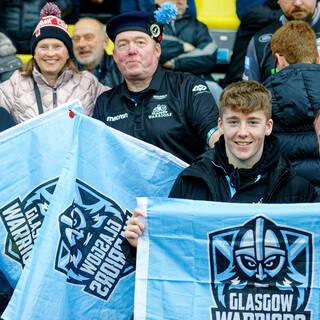 07/12/2019 - ERCC - J3 - Stade Rochelais 24 / 27 Glasgow
