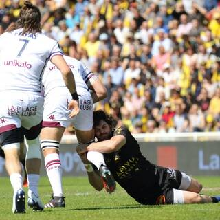 08/04/2017 - Top 14 - J23 - Stade Rochelais 16 - 5 Bordeaux Bègles