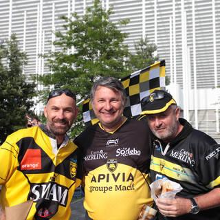 08/06/2019 - Top 14 - Demi-finale - Stade Toulousain 20 / 6 Stade Rochelais
