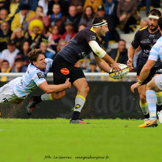 08/10/17 - Top 14 - J7 - Stade Rochelais 16 / 9 Racing 92