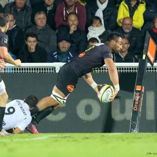 08/10/2016 - Top 14 - J8 - Stade Rochelais 17 - 17 Toulon
