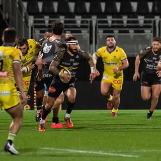 08/11/2020 - Top 14 - Stade Rochelais 19 / 10 Clermont