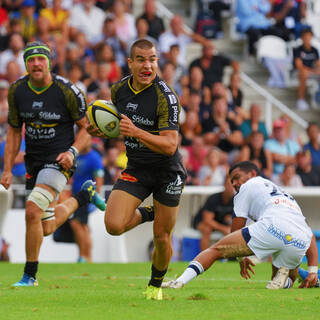 09/08/2019 - Amical - Clermont 17 / 33 Stade Rochelais