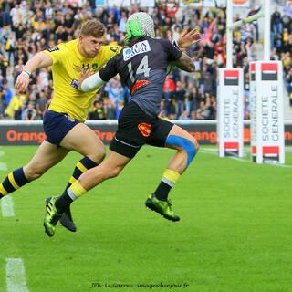 09/09/17 - Top 14 - Stade Rochelais 51 / 20 Clermont