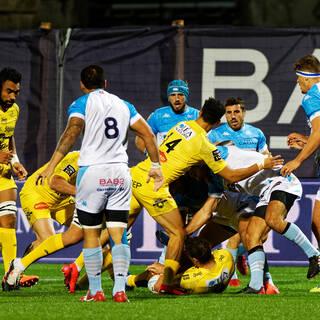 09/10/2020 - Top 14 - J4 - Bayonne 19 / 36 Stade Rochelais