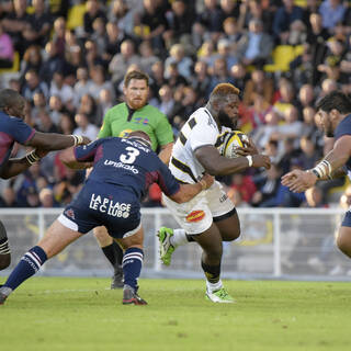 10/08/17 - Amical - Stade Rochelais 19 - 17 Bordeaux Bègles