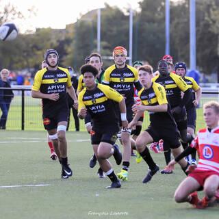 10/10/2020 - Cadets A - Stade Rochelais 65 / 0 Tarbes