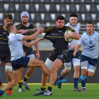 10/11/2019 - Espoirs - J8 - Stade Rochelais 34 / 14 Montpellier