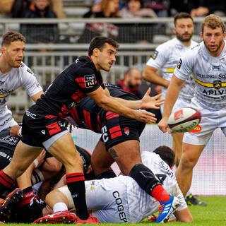 10/11/2019 - Top 14 - J9 - Lyon 45 / 17 Stade Rochelais