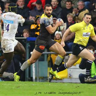 10/12/2017 - ERCC - Stade Rochelais 49 / 29 Wasps