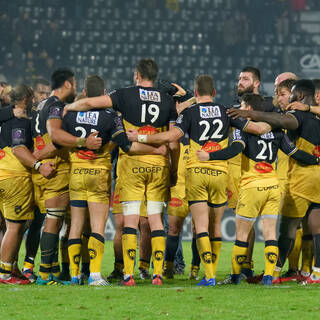11/01/2019 - Challenge Cup - J5 - Stade Rochelais 32 / 12 Zebre Rugby