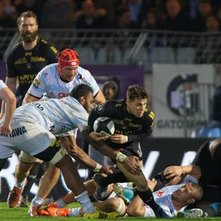 11/03/17 - Top 14 - J20 - Racing 92 15 - 38 Stade Rochelais