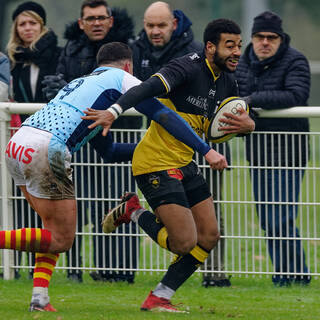 12/01/2019 - Espoirs - J12 - Stade Rochelais 24 / 16 USAP