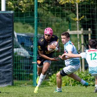 13/04/2019 - Cadets Alamercery - Stade Rochelais 26 / 25 Pau