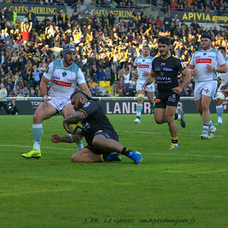 13/04/2019 - Top 14 - J22 - Stade Rochelais 71 - 21 Pau