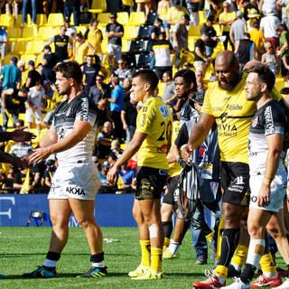 14/09/2019 - Top 14 - J4 - Stade Rochelais 28 / 13 Toulouse