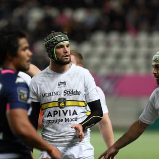 15/02/2020 - Top 14 - J15 - Stade Français Paris 21 / 20 Stade Rochelais