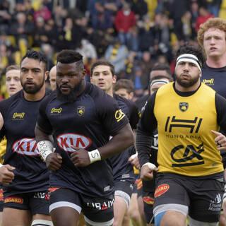 15/04/2018 - Top 14 - J24 - Stade Rochelais 18 / 26 Castres
