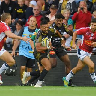 15/08/2019 - Rugbyfolies - Stade Rochelais 35 / 5 Agen