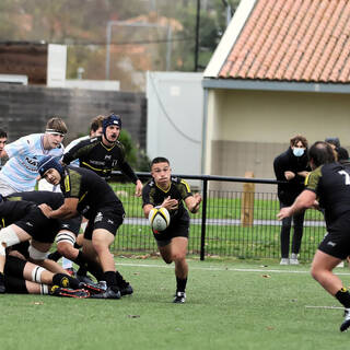 15/11/2020 - Espoirs - Stade Rochelais 23 / 21 Racing 92