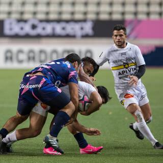 15/11/2020 - Top 14 - Stade Français Paris 35 / 13 Stade Rochelais