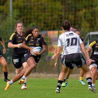 16/09/2018 - POC'ettes - Amical - Stade Rochelais 93 / 0 Poitiers