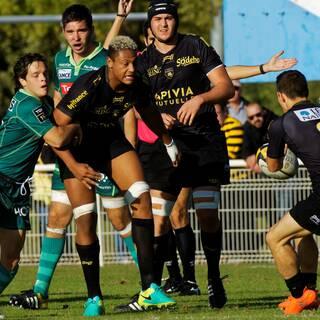 16/10/2016 - Espoirs - J4 - Stade Rochelais 18 - 27 Pau