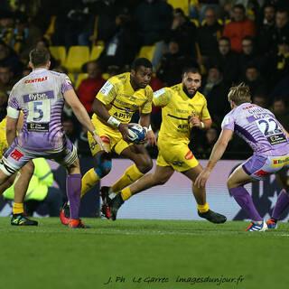 16/11/2019 - ERCC - J1 - Stade Rochelais 12 / 31 Exeter Chiefs